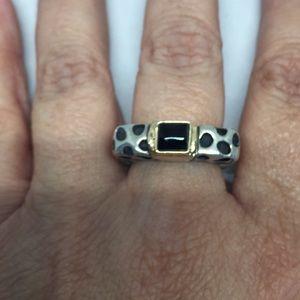 Beautiful vintage Dian Malouf ring